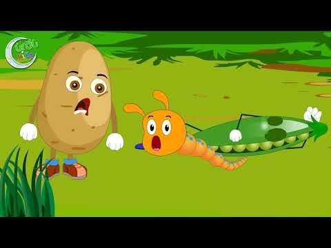 Aloo Mian Aloo Mian | آلو میاں آلو میاں | Urdu Nursery Rhyme Screenshot 2