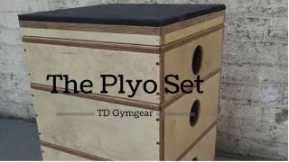 Building A Set Of Stackable Plyo Boxes