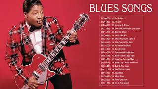 Top 100 Greatest Blues Songs Of All Time