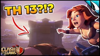 Town Hall 13 and Mystery Unit! The update is almost here! Get Ready | Clash of Clans