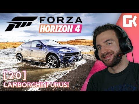 ZÍSKALI JSME LAMBORGHINI URUS 2019! | Forza Horizon 4 #20