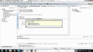 Eclipse jpa diagram editor javavids most popular videos creating java ejb project and sessionbean using eclipse in urdu ccuart Choice Image