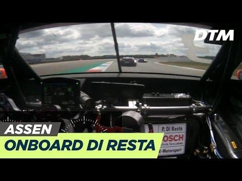 DTM Assen 2019 - Paul Di Resta (Aston Martin Vantage DTM) - RE-LIVE Onboard (Race 2)