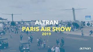 Altran At Paris Air Show 2019