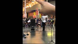 Aaron Carter - Not Too Young, Not Too Old  Artegon Marketplace - 11/21/15