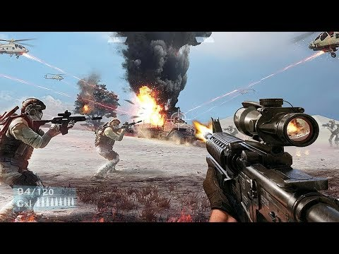 Invasion: Modern Empire Android Gameplay HD