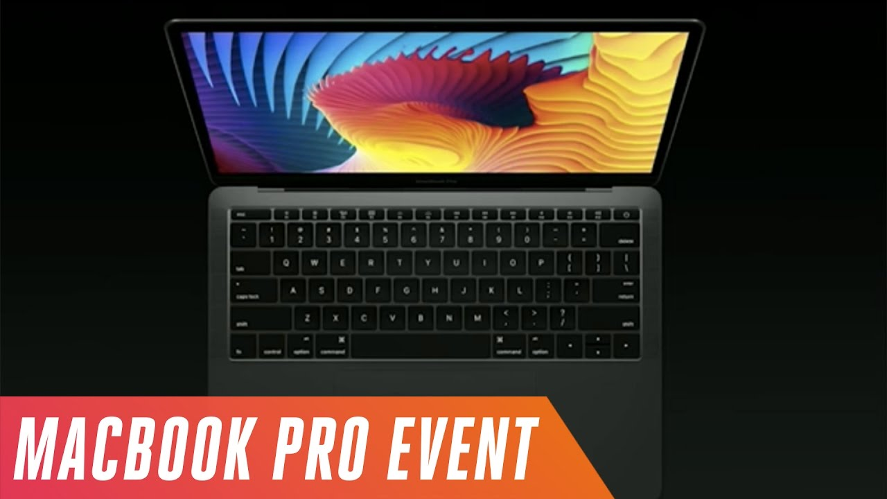 Apple's MacBook Pro event in 10 minutes thumbnail