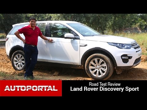 Land Rover Discovery Sport Test Drive Review – Auto Portal