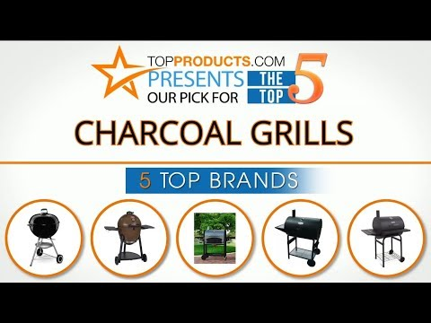 Best Charcoal Grill Reviews 2017 – How to Choose the Best Charcoal Grill