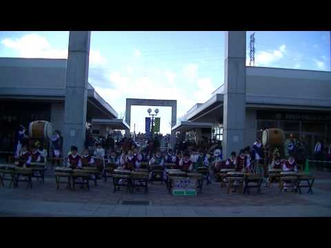 筑西市大和保育園和太鼓演奏 「大和太鼓」 大和保育園伝統曲