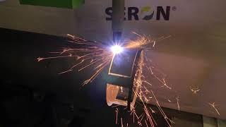 Wycinarka plazmowa CNC do cięcia rur i profili