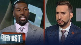 Greg Jennings believes Packers are arguably the best team in the NFC | NFL | FIRST THINGS FIRST