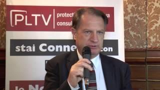 Intervista a Cirasola Forum Italy Protection 2015