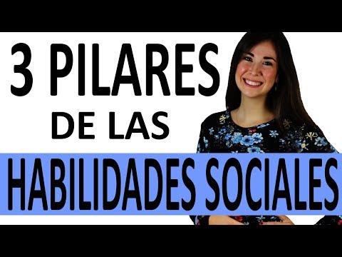 LOS 3 PILARES DE LAS HABILIDADES SOCIALES