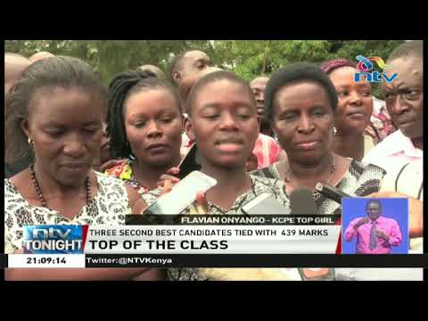 Andy Munyiri tops the country in KCPE exams with 440 marks