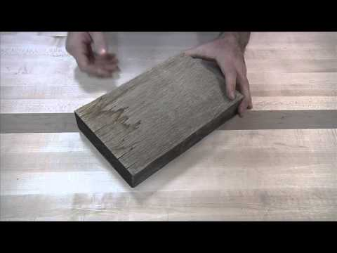 Video 165 - The Effects of Weather on Untreated Wood