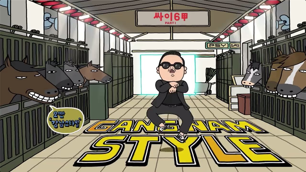 Gangnam Style Closing In On A Billion YouTube Hits