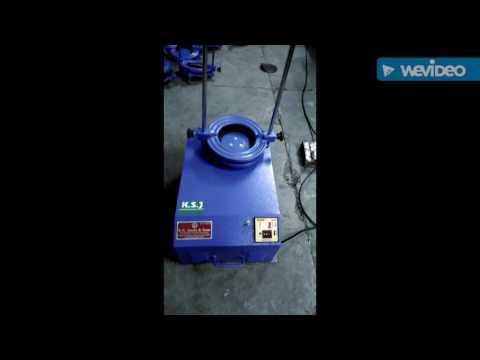Gyratory Sieve Shaker