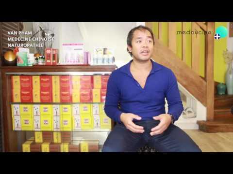 Que peut accompagner la medecine traditionnelle chinoise  ?  Par Pham Van