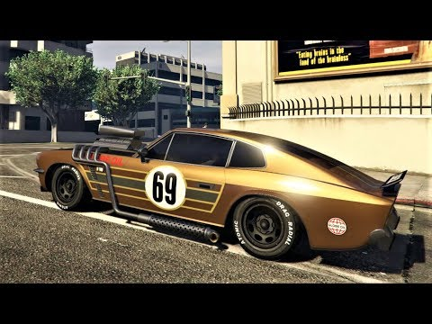Our Awesome 'Rapid GT Classic' A Detailed Customization & Review! - Lets Play GTA5 Online HD E308