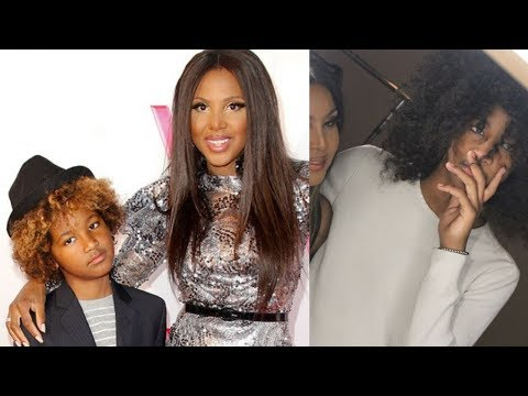 Toni Braxton's Formely Autistic Son Have Grown Up To A Bombshell With Big Achievement At 16