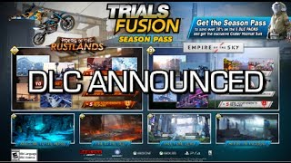 Trials Fusion - DLC Announced - Coming July 29 - Riders of the Rustlands