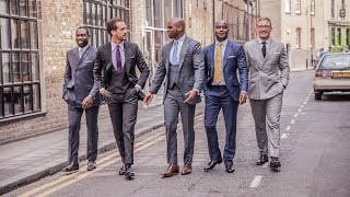 Mens Style Tips - The One Suit Every Man Should Have
