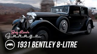 1931 Bentley 8-Litre Mulliner Sedan - Jay Leno's Garage by Jay Leno's Garage