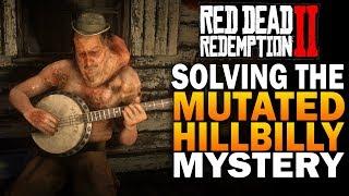 Solving The Mutated Hillbilly Curse! Butcher's Creek - Red Dead Redemption 2 Secrets [RDR2]