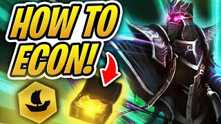 HOW TO ECON TO A *WIN* WITH PIRATES!   TFT   Teamfight Tactics   League Of Legends Auto Chess