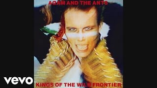 Adam & The Ants - The Magnificent Five (Audio)