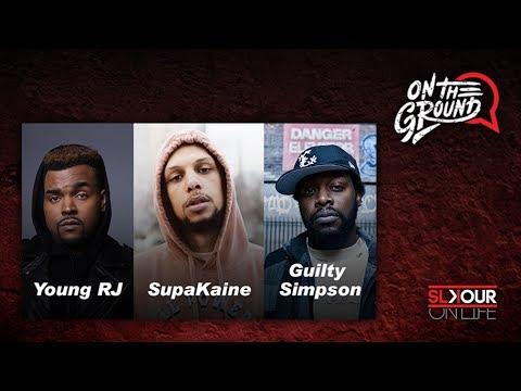 OnTheGround: Guilty Simpson, Supakaine x Young RJ On Detroit, J Dilla x Sean Price Legacies, Writing