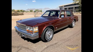 1979 Cadillac Seville - Only 37K Org Miles - SOLD!