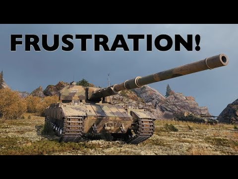 WOT - Frustration! | World of Tanks