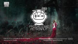 Gambar cover DJ Zombi, Jos & Eli - Internal Affair (Donatello & Arnas D Remix) [Perspectives Digital]