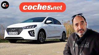 Hyundai Ioniq PHEV 2020 Híbrido Enchufable | Prueba / Test / Review en español | coches.net