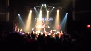 Yelawolf Eminem throw it up live