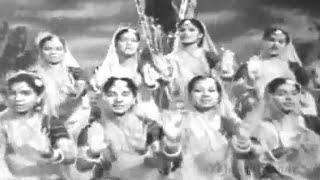 Kanha bajaye bansuri Nastik1954 - Lata - Kavi Pradeep - C