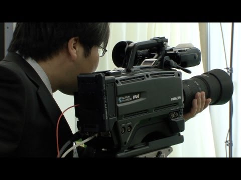 First UHD Shoulder-Mount Camera Brings 8K Ridiculousness Closer To Reality