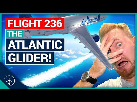 The Atlantic GLIDER, Air Transat flight 236! Explained by Mentour Pilot