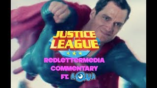 RedLetterMedia's Justice League Commentary