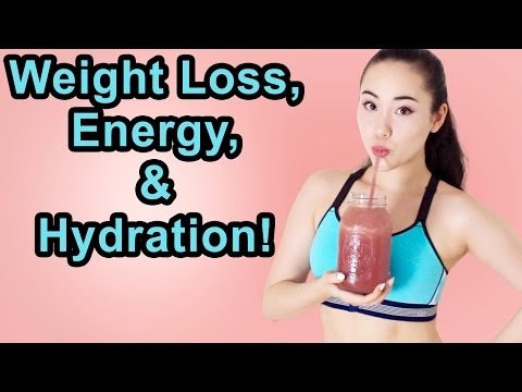 Video ???? DRINK THIS to BURN BELLY FAT! - Smoothie Recipes for Weight Loss, Energy, and Hydration ????