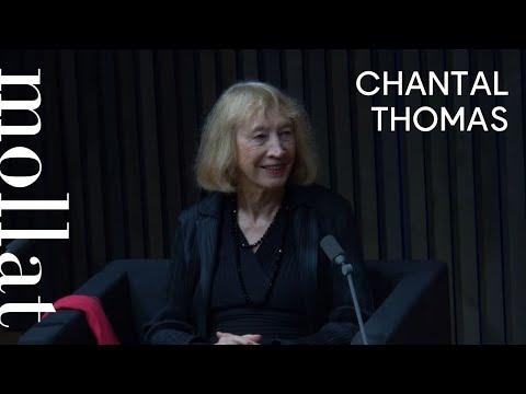 Rencontre avec Chantal Thomas - Souvenirs de la marée basse