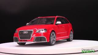 DNA Collectibles Audi RS3 8P Sportback