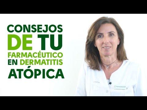 El plan del tratamiento atopicheskogo de la dermatitis