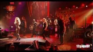 Gambar cover Lady Gaga - Judas (DJ White Shadow Remix) LIVE HD