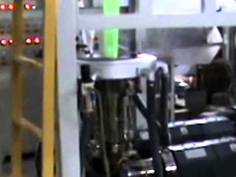 Mono Layer Extrusion Blown Film Line
