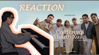 'có hẹn với thanh xuân' - monstar   official music video   ViruSs Reaction