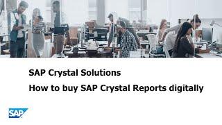 SAP Crystal Reports - Vídeo