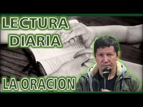 LA IMPORTANCIA DE LA LECTURA DIARIA Y LA ORACIÓN - P LUIS TORO